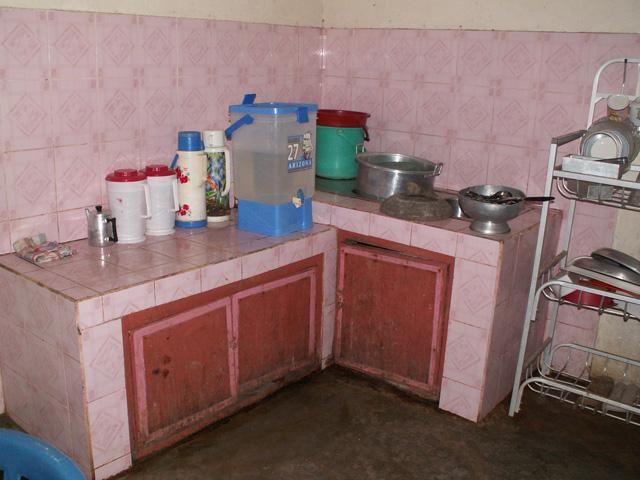 Keuken Caleb House